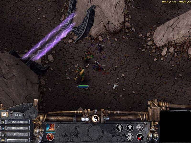 Battle Realms: Winter of Wolf