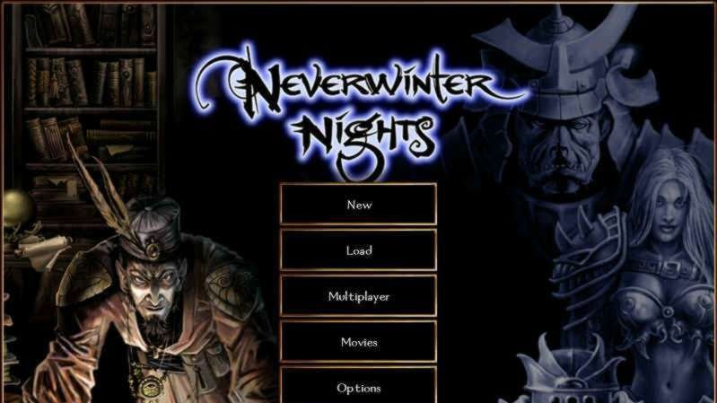 Neverwinter Nights - recenze