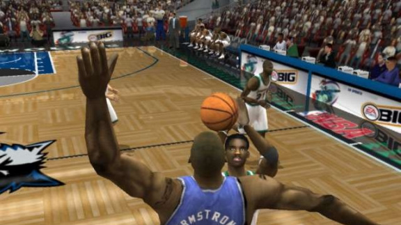NBA Live 2003 - recenze