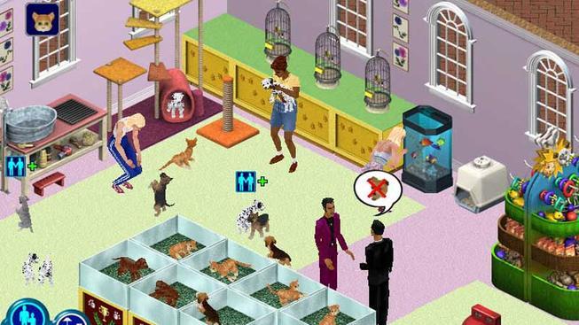 Zdarma seznamovací sims online hry
