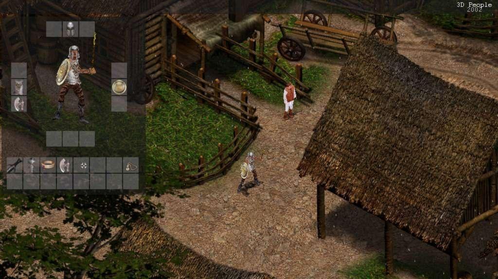 Cult - fantasy RPG s vodníkem