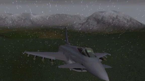 Euro.Typhoon: Op.Icebreaker - recenze