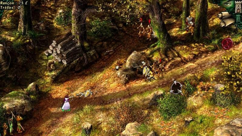 Robin Hood: Legend of Sherwood homepage