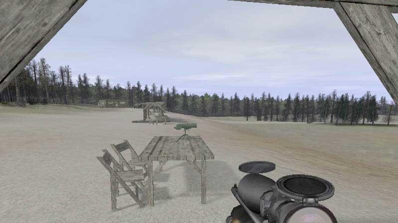 America Army: Sniper School - dojmy
