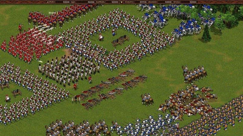 Cossacks: Back to War - recenze