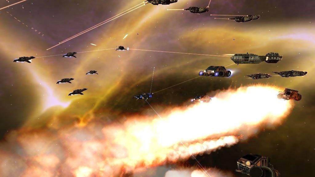 Vesmírné drama ve strategii O.R.B.