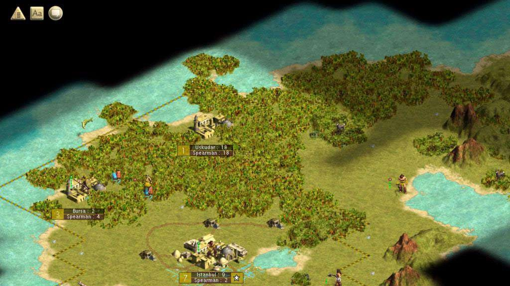E3 - Civilization III: Play the World obrázky
