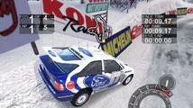 Za volantem v Rallisport Challenge