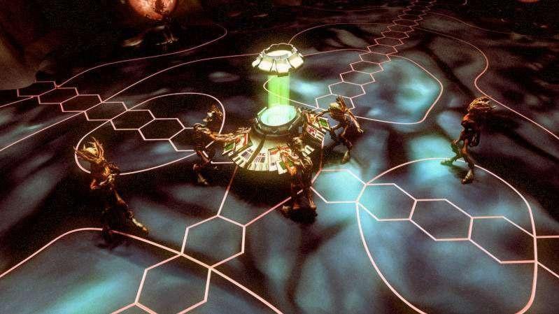 Dobývání vesmíru v Master of Orion III