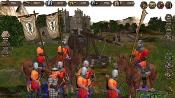 Highland Warriors, Rayman 3, Harbinger