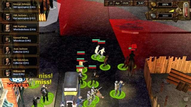 Ohlášení hry The Boss: La Cosa Nostra