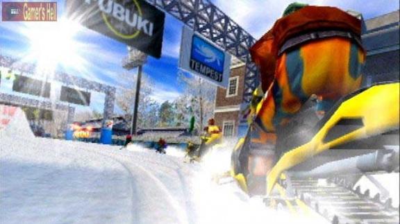 Whiteout – šílená jízda na sněhu
