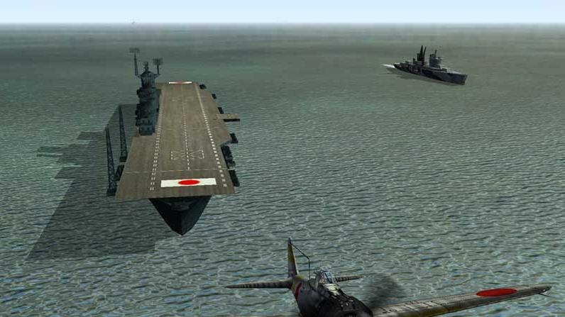 Online létání ve Fighter Ace 3.5