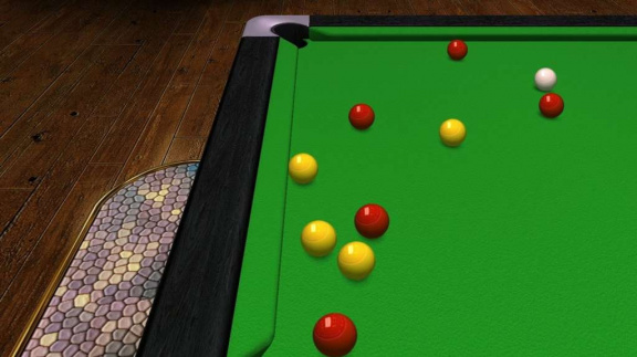 World Championship Snooker 2003 info