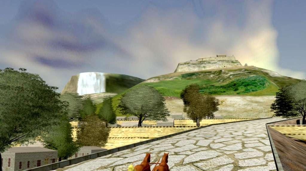 Antické závody Chariots: The First Olympics
