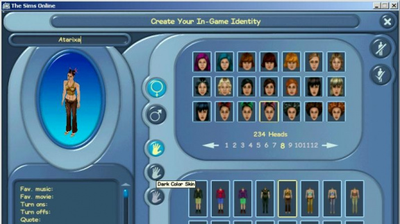 The Sims Online - preview
