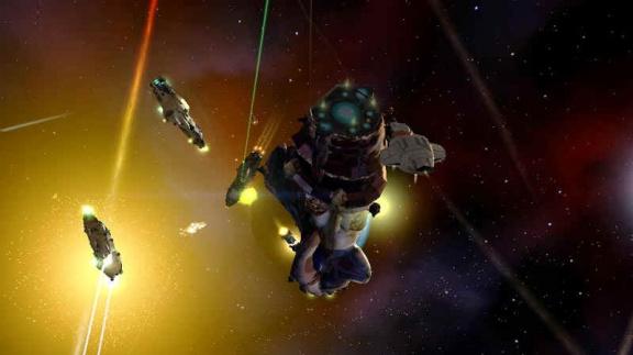 Mithis + Philos = Imperium Galactica III