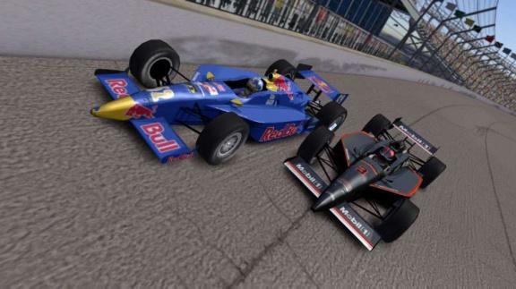 Indy Racing League - rychle a zběsile