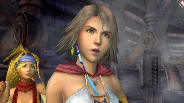 Alternativní Yuna ve Final Fantasy X-2