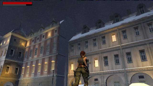 Tomb Raider: Angel of Darkness screenshoty