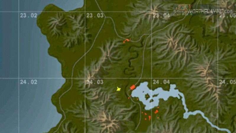 Echelon: Wind Warriors screenshoty