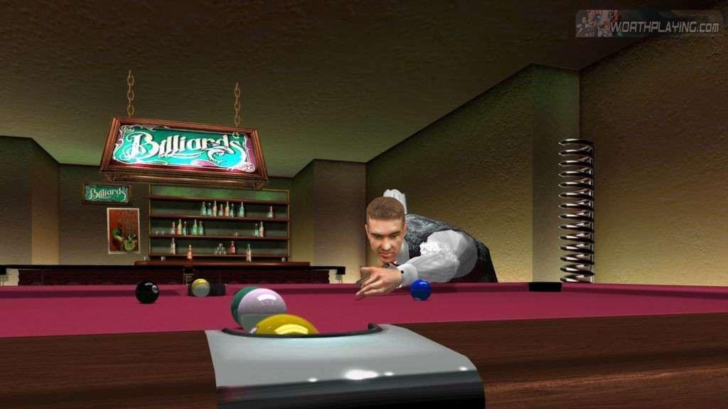 World Championship Snooker 2003 info