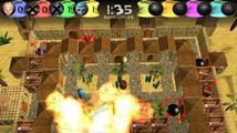 Plná verze BomberFun jako příloha Levelu