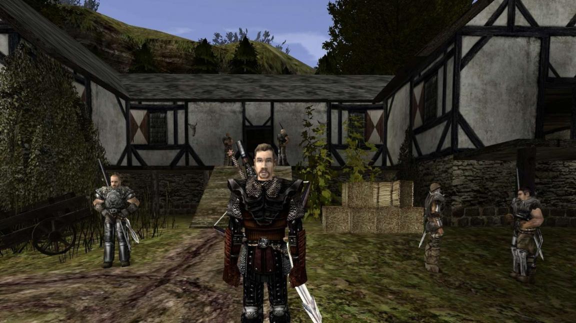 Pohlednice z fantasy světa Gothic III