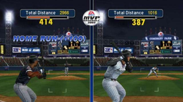 Oznámení MVP Baseball 2003 od EA