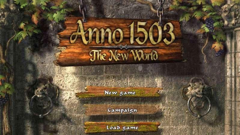 Anno 1503 - první dojmy