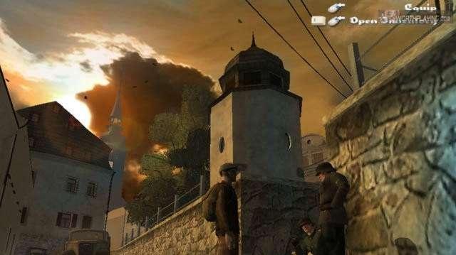 První obrázky z akční hry Schwarzenberg