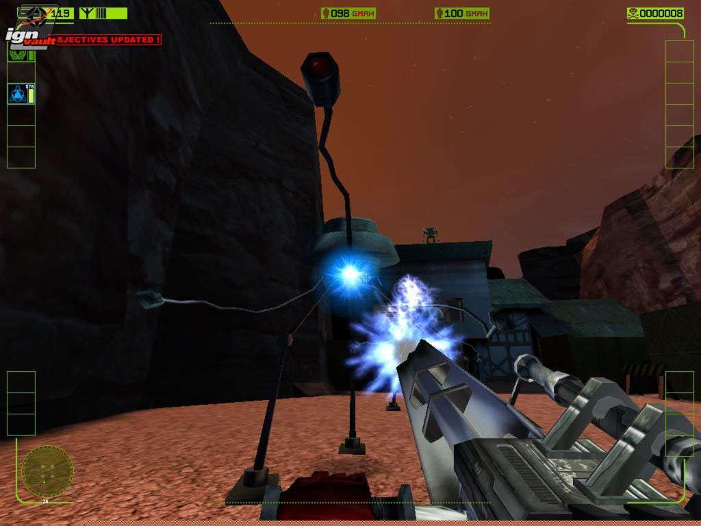 MARCH!: Offworld Recon