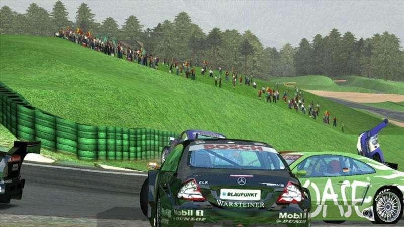 TOCA Race Driver, Firestarter, Battle Mages
