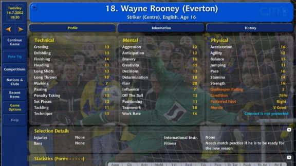 Championship Manager 4 - recenze
