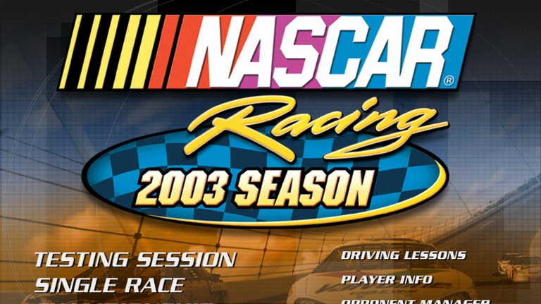 Nascar Racing 2003 - recenze