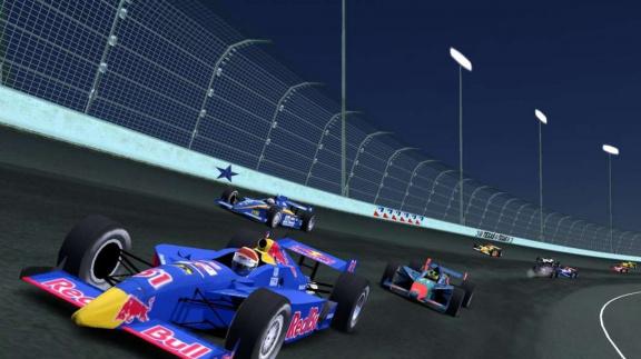 Závody Indycar Series pro PC jsou hotovy
