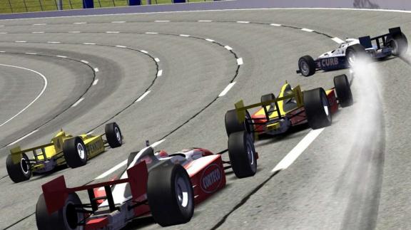 Adrenalinová jízda v IndyCar Series