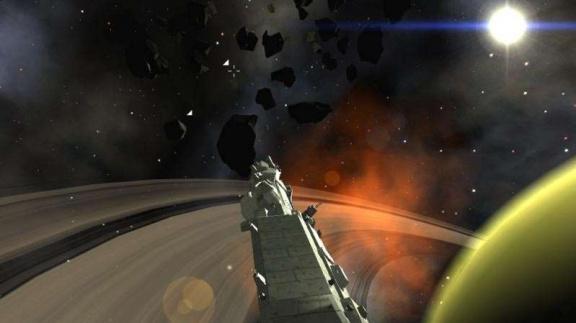 Imperium Galactica III = Galaxy Andromeda