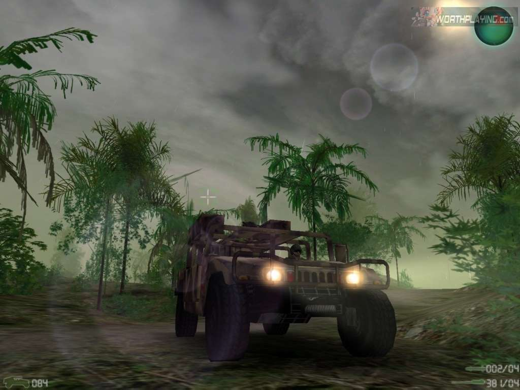 Humvee Assault