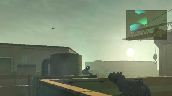 Metal Gear Solid 2 - návod 1.část