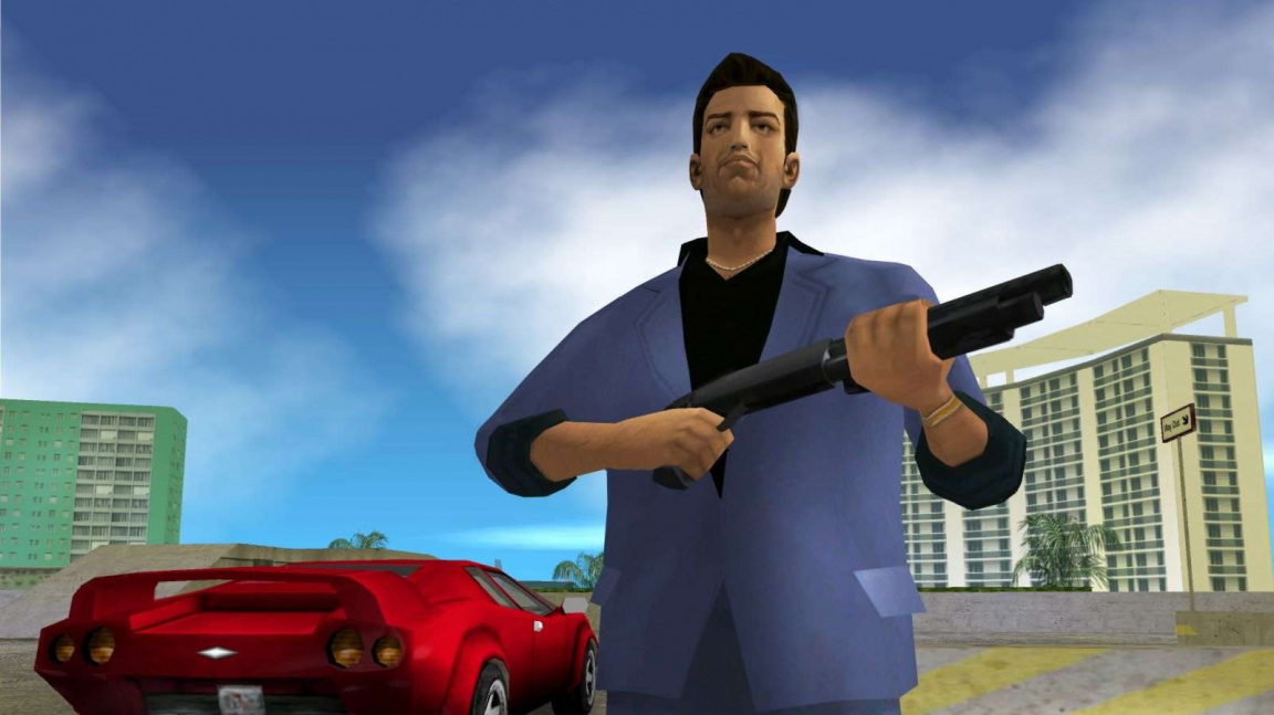 Grand Theft Auto - soud o autorská práva
