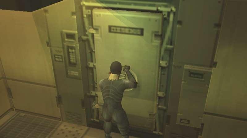 Metal Gear Solid 2 - návod 2.část