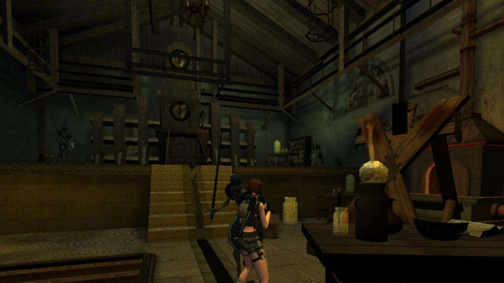 Tomb Raider: Angel of Darkness pics