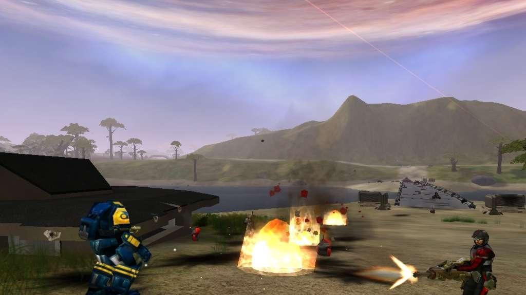 Planetside - MMOFPS pro tisíce hráčů