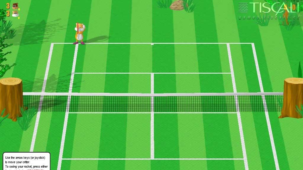 Tennis Critters - recenze
