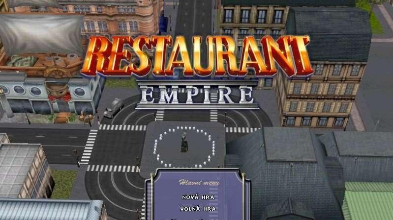 Restaurant Empire - první dojmy