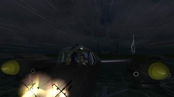 Firepower pro Combat Flight Simulator 3