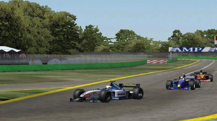 Závody F1 Challenge 99-02 vyjdou v květnu