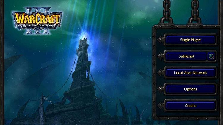 Warcraft III: Frozen Throne - zlo z ledovce