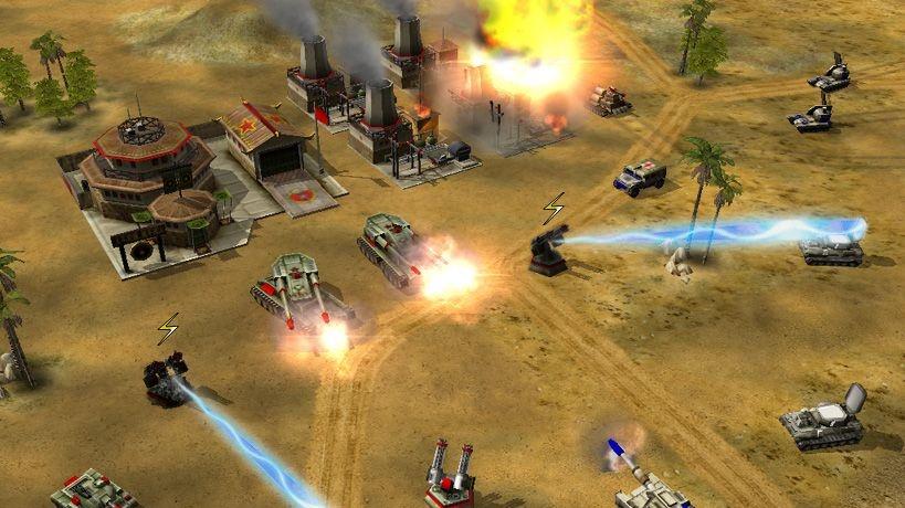 Nové poznatky o C&C Generals: Zero Hour